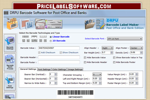 barcode label maker 7.0